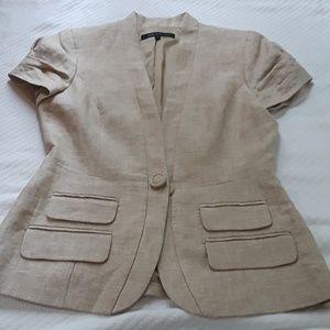 Anne Klein fitted jacket